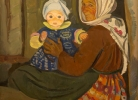 Bazhbeuk-Melikyan-The-grandmother-and-her-grandchild.jpg