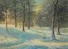 Կ. Ռոզեն, Ձմեռային անտառ