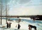 Ն. Կռիլով, Ձմեռային բնանկար, 1908-1914 թթ.