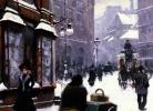 Փ. Ֆիշեր, Ձմեռը Կոպենհագենում, 1888թ.