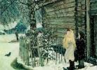 Ա.Պլաստով, Առաջին ձյուն, 1946թ.
