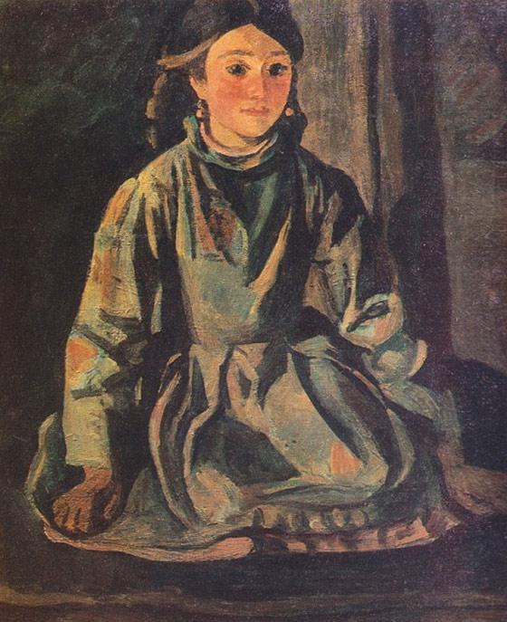 Լավինիա Բաժբեուկ-Մելիքյան,  Լուսագյուղցի աղջիկը, 1972