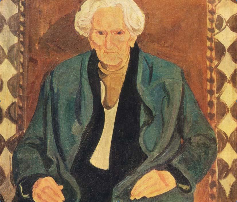 Լավինիա Բաժբեուկ-Մելիքյան,  Մարտիրոս  Սարյանի դիմանկարը,1972