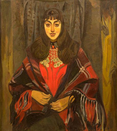 Լավինիա Բաժբեուկ-Մելիքյան, Զուլեյկայի դիմանկարը,1971
