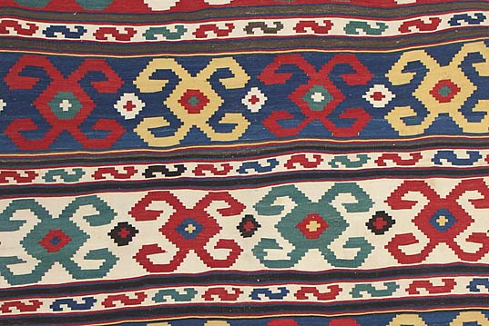 The Pileless Carpets in  Armenian Carpet Weaving Culture