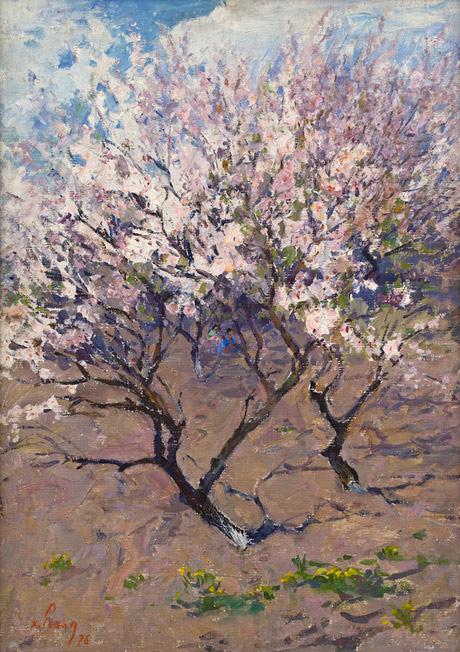 Խաչատուր Եսայան, Ծիրանի ծառ
