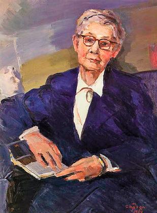 Martiros-Saryan-Lydia-Durnovo's-portrait