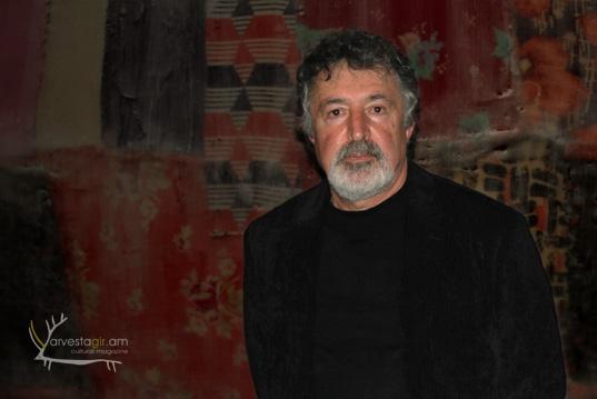 Sahak Poghosyan: Silence of My Grandmother's Eyes.