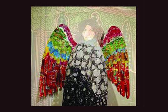 Образ женщины в современном иранском искусстве