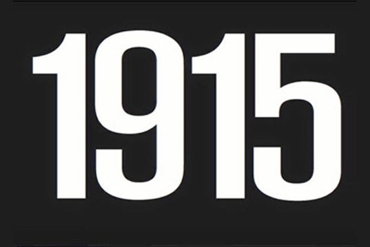 "May 16, 2015 at 17: 00  in the Gallery ""Garbushyan"" will Take Place an Exhibition ""1915"""