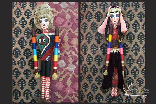 Puppet stories