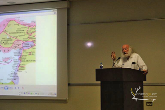 "Claude-Armen Mutafyan's Lecture: ""The Church relationship between Cilician Armenia and Frankish Syria (12-13 centuries )""."