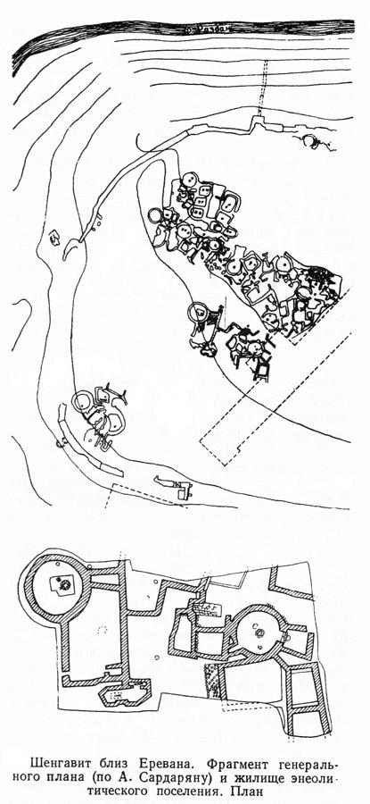The-Plan-of-Shengavit
