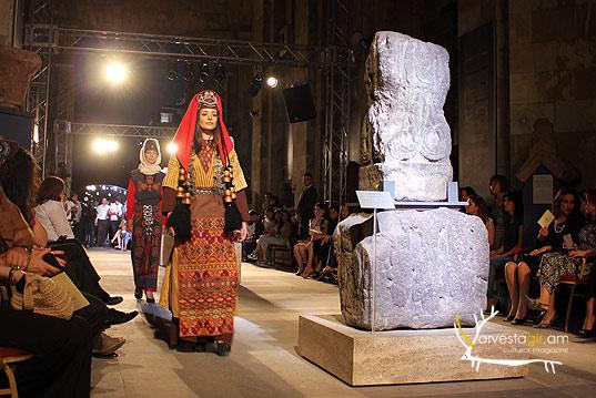 """Проблемы национального и модного … Коллекция Арама Николяна """"Урфа, Возрожденные ценности"""""""