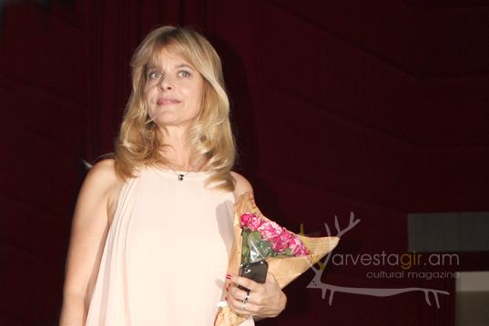 The retrospectives screenings of Nastassja Kinski's films in Yerevan