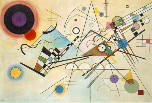 V.Kandinski--Composition-N8-1923