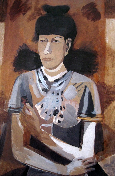 Martin-Petrosyan-Nellie's-Portrait-1975