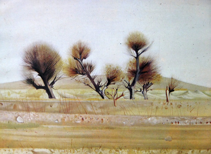 Hakob-Hakobyan-Trees