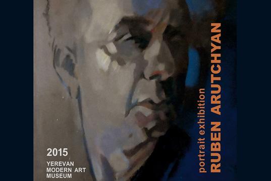 Ruben Arutchyan's exhibition on the 11th of November