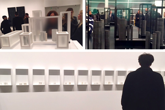 The  collection of Edmund de Waal titled  «Ten thousand things»  in the Gagosian gallery from the 14th of January to the 18th of February,2016