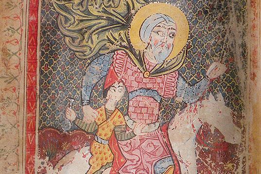 Սուրբ Սարգսի տոնը և նրա կերպարը հայ միջնադարյան արվեստում