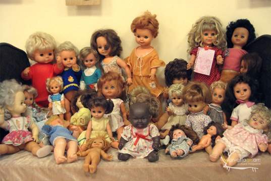The dolls as an applied art