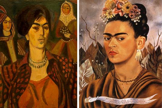 "Lavinia Bazhbeuk-Melikyan: ""The Armenian Frida Kahlo"""