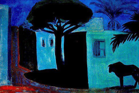 Martiros Saryan and the development of Armenian modern art in 1960-80s