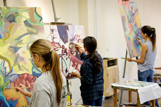 Ցուցահանդես-մրցույթ երիտասարդ նկարիչների համար