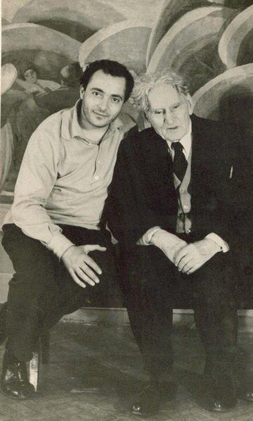 Հենրիկ Սիրավյան, Մարտիրոս Սարյան, 1965