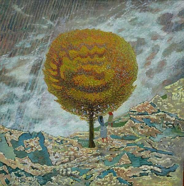 Չինար-ծառը,-1991