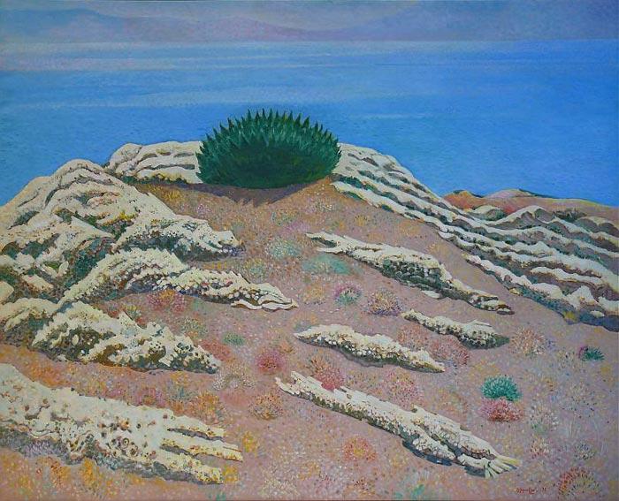 Սևանի-արևոտ-ափերը,-1991թ
