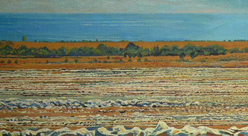 Սևանի սպիտակ ափերը, 1988