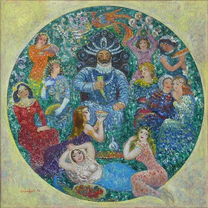 Փառաջանովն-ու-գեղեցկուհիները-1998
