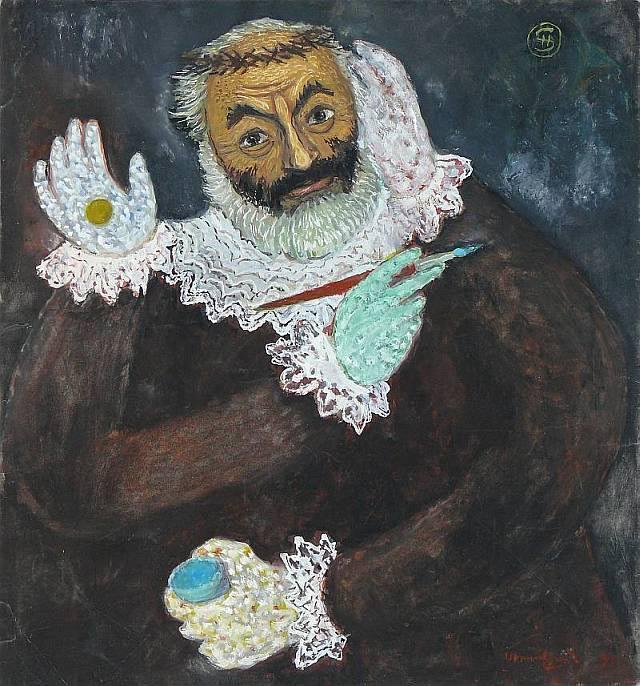 Փարաջանովը-փշե-պսակով,-1991