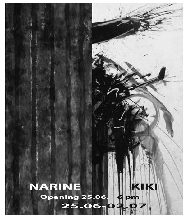 Exhibition-of-works-of-Kiki-and-Narine