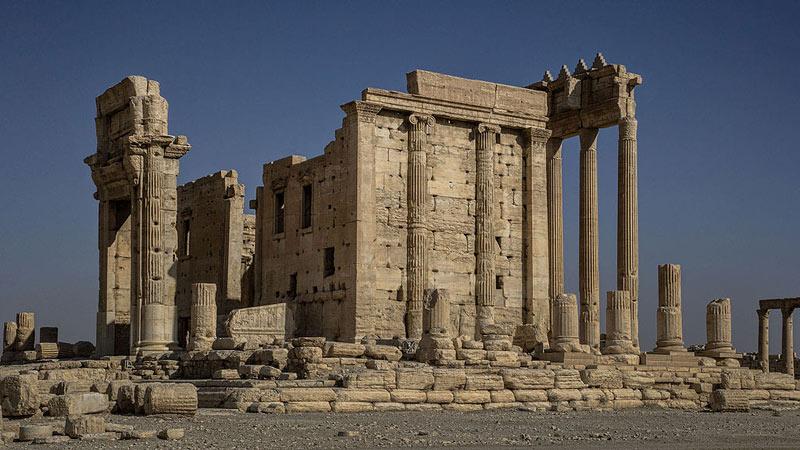 Պալմիրայի-Բելի-տաճարը