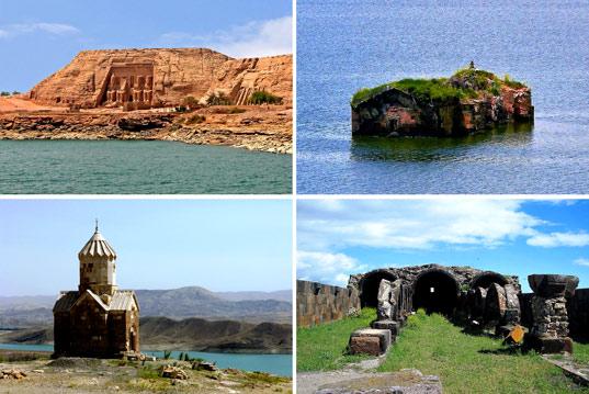 Перемещение памятников. Египетские и армянские параллели.