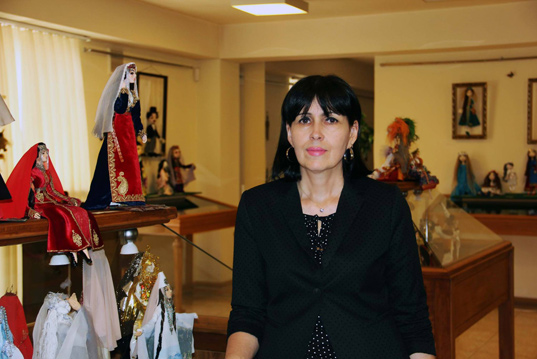 Yerevan will have a puppet museum. Interview with the author of the idea Marina Khachmanukyan