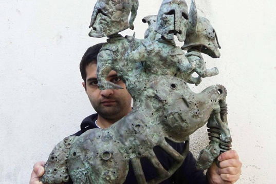 Арман Амбардзумян: Мы, художники, можем считать себя счастливыми людьми, потомучто можем творить.