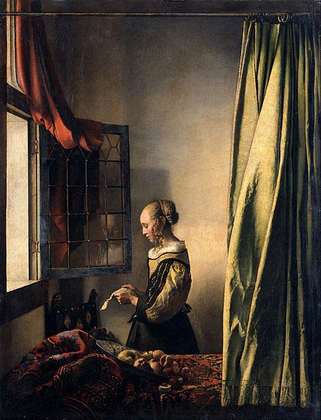 Johannes-Vermeer-Girl-Reading-a-Letter-by-an-Open-Window