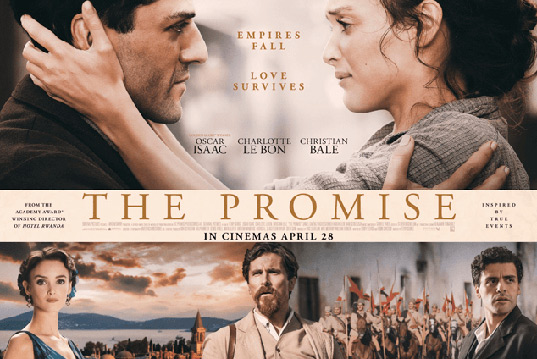 PROMISE | In the trap of love triangle and anhillation