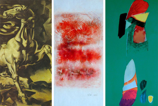 Some features of the Armenian Abstract Art in the 1960s and 1970s