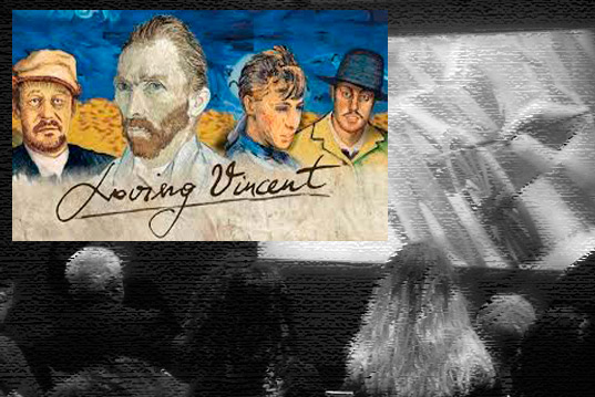 """Looking forward to """"Loving Vincent"""""""