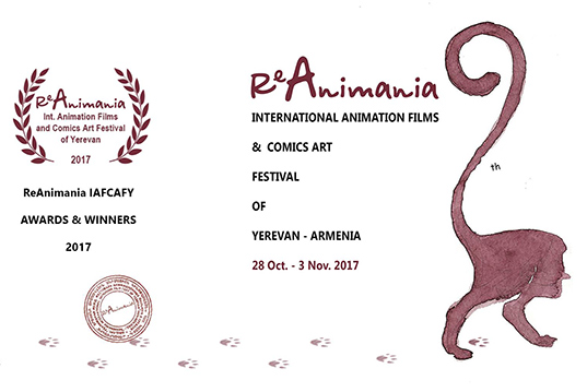ReAnimania 2017 Awards and Winners.