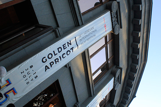 Golden Apricot | Cinema's spirit in Yerevan